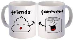 Z okazji Dnia Przyjaciela pomysł na prezent dla przyjaciół z poczuciem humoru ;)