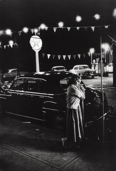 I want to shoot more night photography with black and white film.   W. Eugene Smith