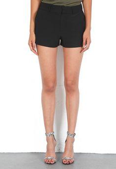 Parker Bond Shorts in Black $198