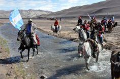 La provincia de Mendoza buscará crear un circuito histórico de la Ruta Sanmartiniana, con el fin de revalorizar el paso del…