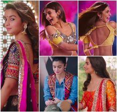 Celebrity Style,alia bhatt,Badrinath Ki Dulhania,Alia Bhatt in Badrinath Ki Dulhania,Alia Bhatt style in Badrinath Ki Dulhania