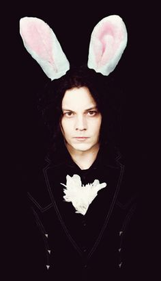 Happy Easter ?..lol..!! Jack White