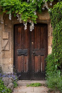 The old school house, Chipping Campden, Gloucestershire, England