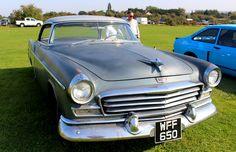 1956 Chrysler Windsor Newport 300ci 188bhp V8 OHV engine