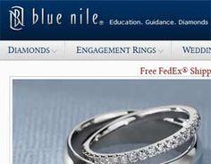BlueNiles .com – Blue Nile $5,000 Jewelry Sweepstakes