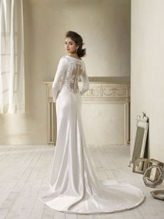 0f7266a1bb9 Bella s wedding dress from the