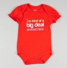 Great onesie for baby! #onesie #funny