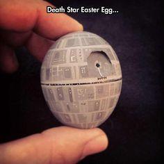 Vader Has a Hobby