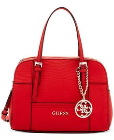 GUESS Huntley Small Cali Satchel Handbags   Accessories - Macy s 90ccf003ca601