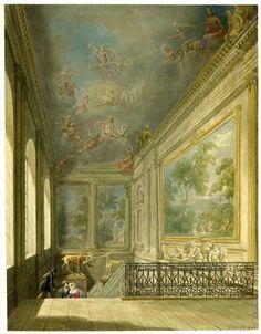 interior of british museum montagu house - Google Search