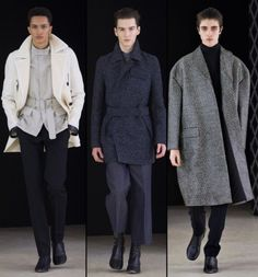 Balenciaga Fall/Winter 2013-14 menswear show in Paris