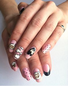 ☮✿★ Nails for Girls ✝☯★☮