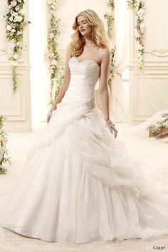 Colet 2015 Wedding Dresses | Wedding Inspirasi | Page 2