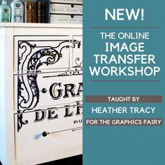 Online Image Transfers Workshop