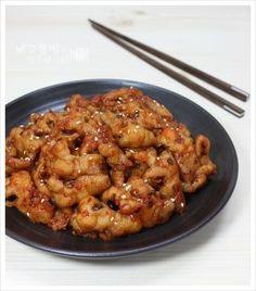 아이들도 잘 먹는...닭발 불고기 - Daum 요리 http://board.miznet.daum.net/recipeid/14981