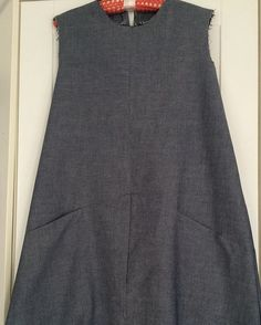 88dab2a5364 Sewing - Grainline Farrow Dress ·  bpsewvember day 19  neutrals. There s  not a great deal of neutral in my