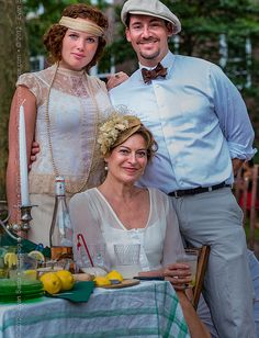 :: Image from the Jazz-Age Lawn Party (2012) by Evan Santé, via Flickr