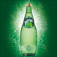 Mix 1/2 cup Perrier and 1/2 cup ruby red grapefruit juice over ice for a 60-calorie, thoroughly refreshing drink!