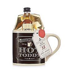 Jack Daniels - Jack Daniel's Teacher's whiskey mug gift set