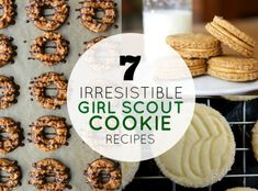 Homemade Girl Scout Cookie Recipes