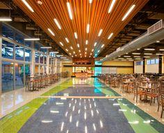 Holly & Smith Architects / University of New Orleans: The Cove University Of New Orleans, Coving, Graduate School, Louisiana, Holly Smith, Architecture, Building, Sleep, Interior Design