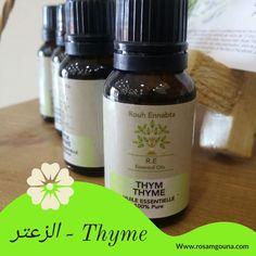 huile essentielle de thym 15ml Starbucks Iced Coffee, Coffee Bottle, Aide, Thyme Essential Oil, Healthy Skin, Hair Loss