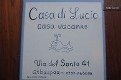 Casa Lucio,centre of the village w: Vernazza