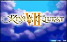 Kings Quest VII: nostalgia!