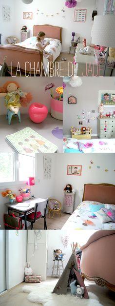la chambre de Jade