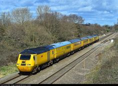 RailPictures.Net Photo: 43062 Network Rail class 43 at Gloucester, United…