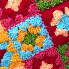 Anna Gare can crochet!