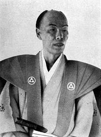 横井小南(1809~1869)熊本藩士、儒学者、政治家、維新十傑の一人。国家構想を描ける幕末随一のプランナーと言える。坂本龍馬にも影響を与えた人物である。1869年に京都で暗殺された。