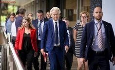 """Wilders: """"Rutte se metería en la cama con cualquiera"""" para ser primer ministro"""