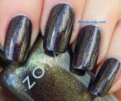 Zoya Sansa nail polish
