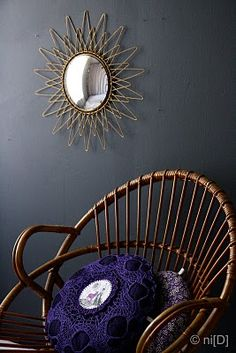 #doily #cushion #sunmirror
