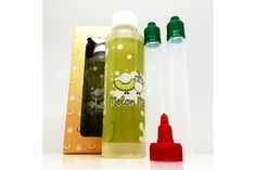 Melon Milk by Muther Fluffer is a delicious Honeydew Melon drenched in cold creamy milk.