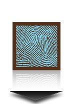 Fingerprint Portraits...You scan your fingerprint and pick the colors...No 2 portraits are the same.