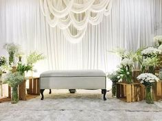 4 Design Pelamin Simple Dan Cantik