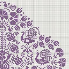 """patterns and stitches"" - It Was A Work of Craft Cross Stitch Tree, Cross Stitch Samplers, Cross Stitch Flowers, Cross Stitch Charts, Cross Stitch Designs, Cross Stitching, Cross Stitch Embroidery, Cross Stitch Patterns, Blackwork Patterns"