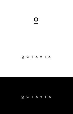 Gorgeous minimal identity for Octavia , a womenswear brand in Mexico. Designed by The Welcome Branding Group , I absolutely adore that whit...