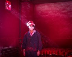 Ronghui Chen, 'Christmas Factory' 2015 Editions print