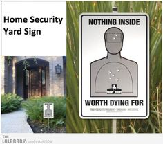 I need one of these out front :D