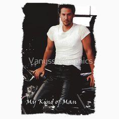My Kind Of Man (Keanu Reeves Biker)
