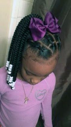 Kids Hairstyles Braids : 87 Stunning Black Girls Hairstyles Ideas in Creative hairstyles for Africa . - Hairstyles Trends Network : Explore & Discover the best and the most trending hairstyles and Haircut Around the world Black Kids Hairstyles, Baby Girl Hairstyles, Natural Hairstyles For Kids, Kids Braided Hairstyles, Creative Hairstyles, Natural Hair Styles, Toddler Hairstyles, Children Hairstyles, Beautiful Hairstyles