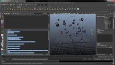 Introduction to Python Scripting in Maya - Part 1: Creating and Manipulating Objects