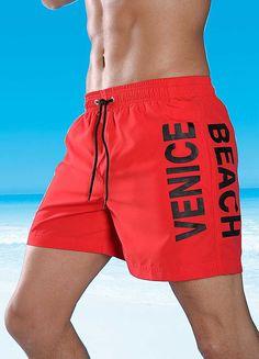 Venice Beach Bold Logo Swimming Shorts ...