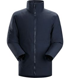 Arc'teryx Favourites: Camosun Parka Men's - Refined urban style in a pair of warm, wind and waterproof down insulated GORE-TEX® parkas. Full winter weather protection for the city.