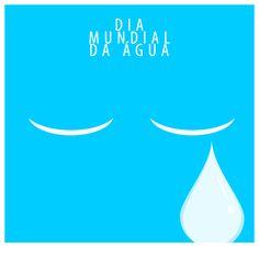 Dia Mundial da Água. Baixe e compartilhe mensagens e imagens do Dia Mundial da Água. Imagens Free criadas pra você. Centenas de imagens AQUI ->