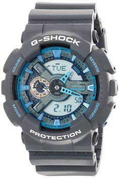 Casio G-Shock Ga-110Ts-8A2 Watch G Shock Watches Mens 38ed2132c3