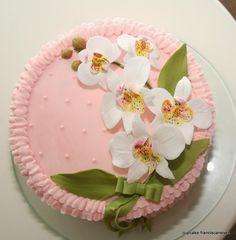 Cupcake: Flores de açúcar, as minhas favoritas!